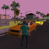 Grand vice gang: Miami city आइकन