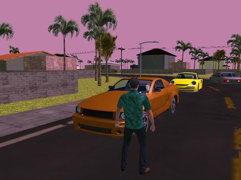 Grand vice gang: Miami city स्क्रीनशॉट 14