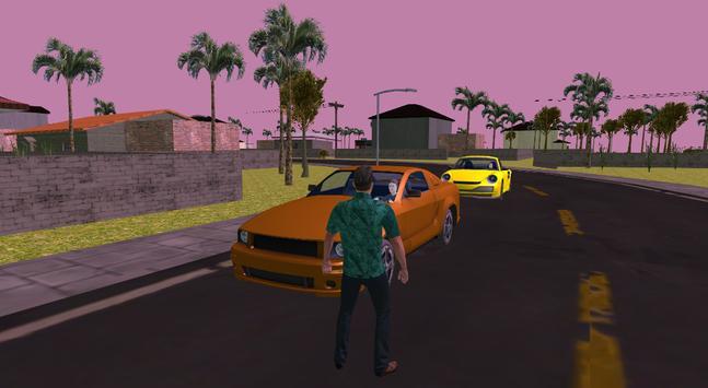 Grand vice gang: Miami city स्क्रीनशॉट 2