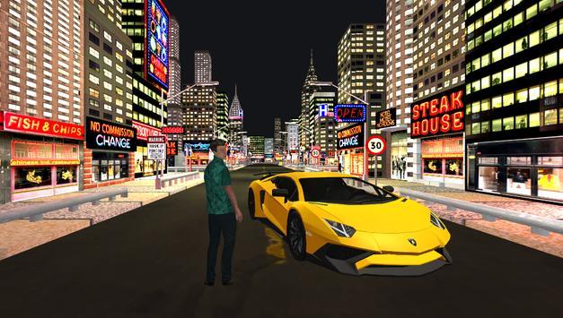 Grand vice gang: Miami city स्क्रीनशॉट 5