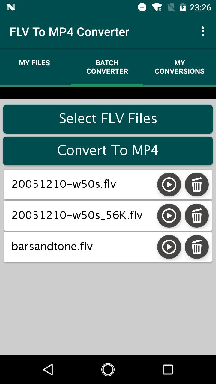 FLV To MP4 Converter for Android - APK Download