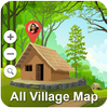 All Village Map : गांव का नक्शा 圖標