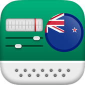 Radio NZ Free icon