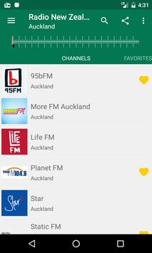 Radio NZ Free screenshot 1