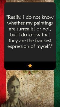 Frida Kahlo Quotes 🇲🇽 screenshot 4