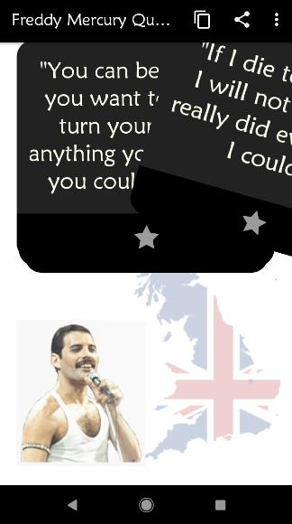 freddie mercury quotes for android apk download freddie mercury quotes for android