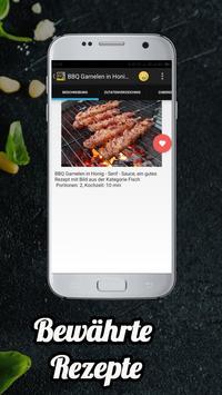 Grillparty (Grillen) Rezepte app Deutsch screenshot 2