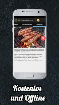 Grillparty (Grillen) Rezepte app Deutsch screenshot 4