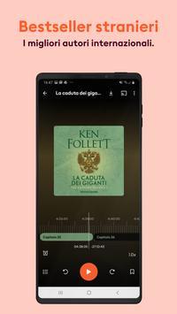 15 Schermata Audiolibri & Podcast Storytel