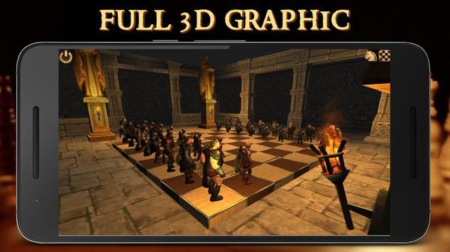 Battle Chess 3D screenshot 11