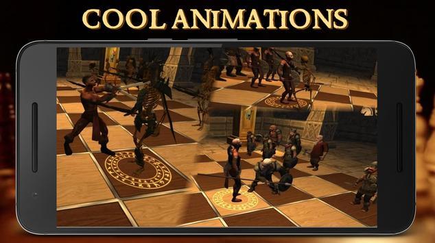 Battle Chess 3D screenshot 12