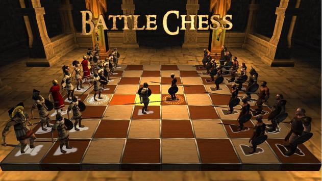 Battle Chess 3D screenshot 5