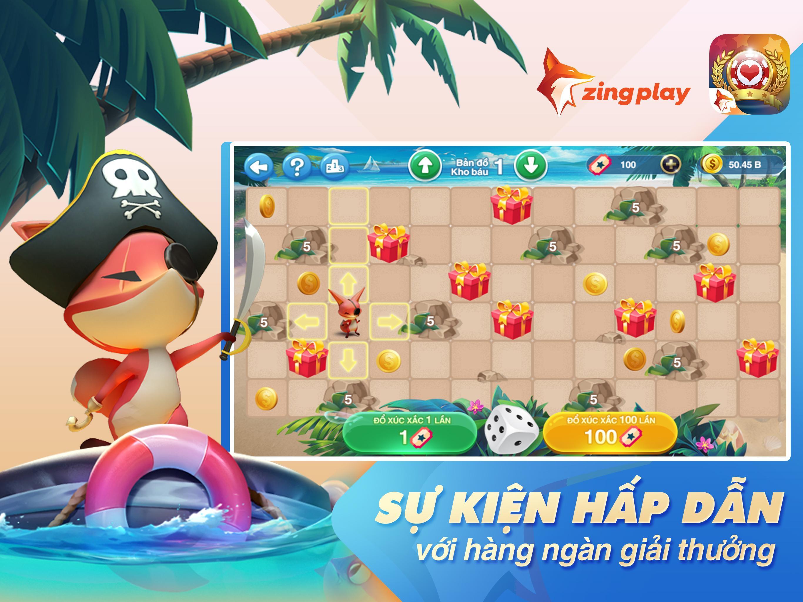 Tiến Len Miền Nam Tiến Len Tien Len Zingplay For Android Apk Download