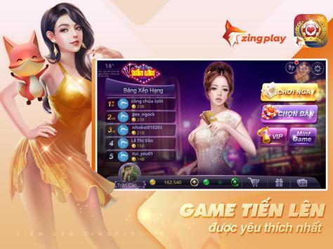 Tiến lên Miền Nam ZingPlay - Game đánh bài online bài đăng