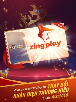 Cổng game ZingPlay - Game bài - Game cờ - Tiến lên ảnh chụp màn hình 14