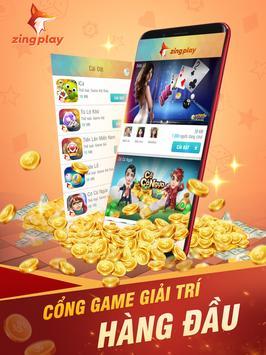 Cổng game ZingPlay - Game bài - Game cờ - Tiến lên ảnh chụp màn hình 10
