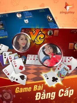 Cổng game ZingPlay - Game bài - Game cờ - Tiến lên ảnh chụp màn hình 11