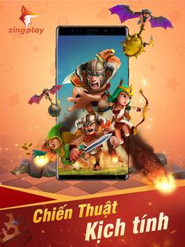 Cổng game ZingPlay - Game bài - Game cờ - Tiến lên ảnh chụp màn hình 13