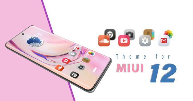Theme for Xiaomi MIUI 12 poster