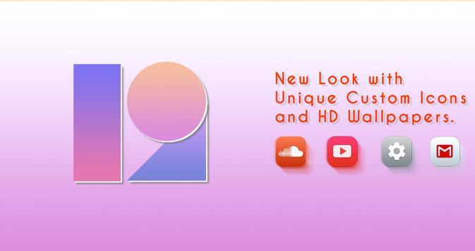 Theme for Xiaomi MIUI 12 screenshot 1