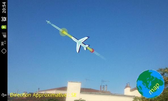 Direction plane screenshot 1
