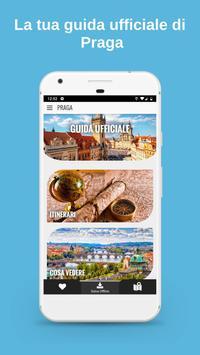 Poster PRAGA - Guida, mappe, biglietti e visite guidate