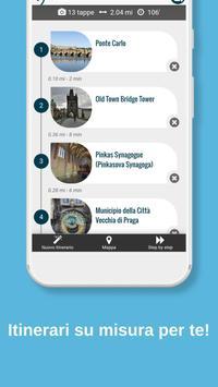 2 Schermata PRAGA - Guida, mappe, biglietti e visite guidate