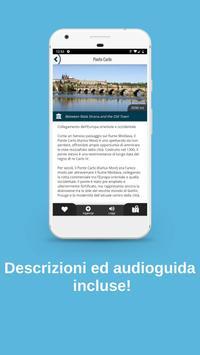 4 Schermata PRAGA - Guida, mappe, biglietti e visite guidate
