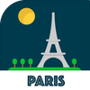 PARIS City Guide, Offline Maps, Tickets and Tours アイコン