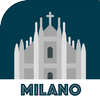 MILAN City Guide Offline Maps and Tours icon