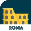 रोम सिटी गाइड, ऑफ़लाइन मानचित्र, पर्यटन और होटल आइकन
