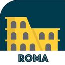 دليل مدينة روما ، خرائط غير متصل ، جولات وفنادق APK