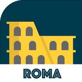 ROMA - Guía , mapa, tickets , tours y hoteles icono