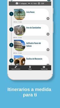 ROMA - Guía , mapa, tickets , tours y hoteles captura de pantalla 2
