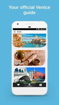 VENICE City Guide Offline Maps and Tours 海报