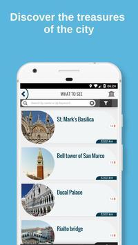 VENICE City Guide Offline Maps and Tours 截图 1