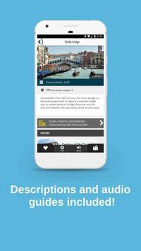 VENICE City Guide Offline Maps and Tours 截图 4