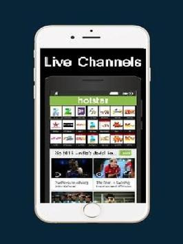 Hotstar Live Tv Shows HD-Guide&Tips For Free स्क्रीनशॉट 1