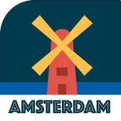 AMSTERDAM City Guide Offline Maps and Tours 圖標
