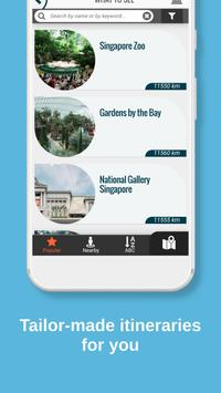 SINGAPORE City Guide Offline Maps and Tours ảnh chụp màn hình 2