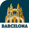 BARCELONA City Guide,  Offline Maps and Tours आइकन