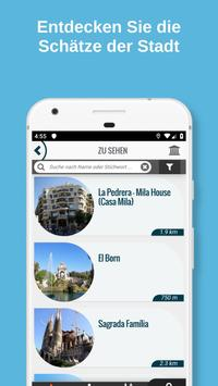 BARCELONA Reiseführer - Karte und Touren Screenshot 1