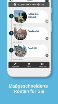 BARCELONA Reiseführer - Karte und Touren Screenshot 2