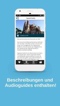 BARCELONA Reiseführer - Karte und Touren Screenshot 4