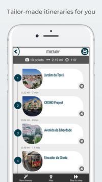 LISBON City Guide, Offline Maps, Tours and Hotels 截图 2