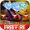 Guide for Weapons coins - skills - diamond‏ APK Android