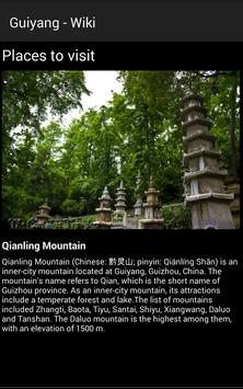 Guiyang - Wiki screenshot 1