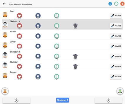 D&D Tool - Initiative Tracker screenshot 15