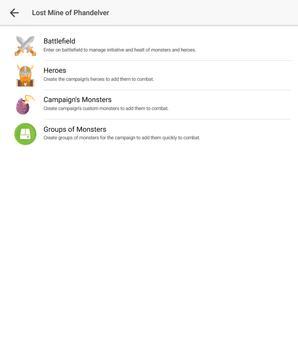 D&D Tool - Initiative Tracker screenshot 18
