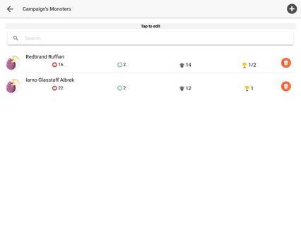 D&D Tool - Initiative Tracker screenshot 12